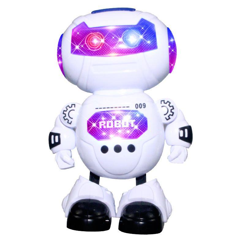 耐达音乐玩具跳舞机器人