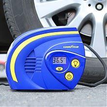 固特异 LED数显 车载充气泵